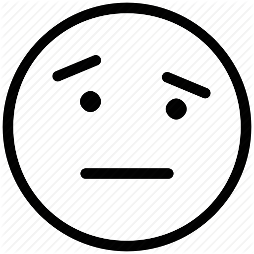 Angry, Emoticons, Emotion, Expression, Face Smiley, Sad, Smiley
