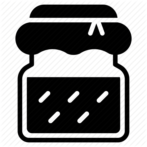 Autumn, Bottle, Jam, Jar, Pickle Icon