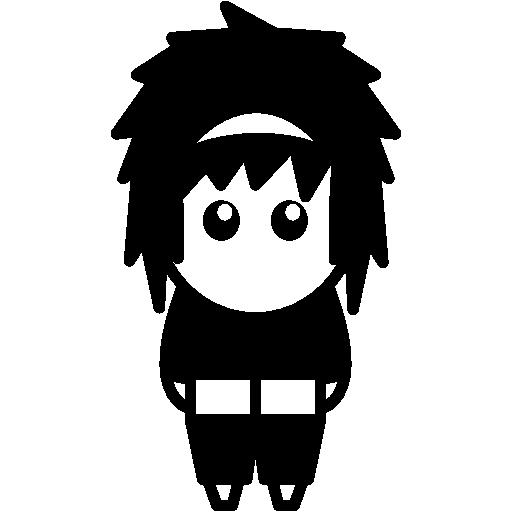 Manga, Comic, Japanese, People, Masculine, Japan, Animation Icon