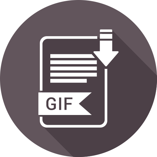 Gif, Animated Icon