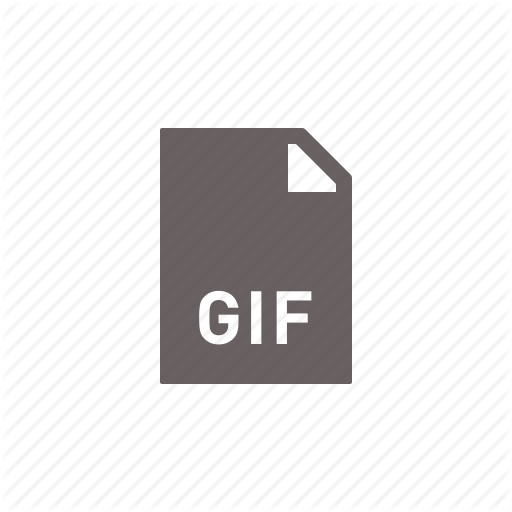 Animated, File, Gif, Image, Photo Icon