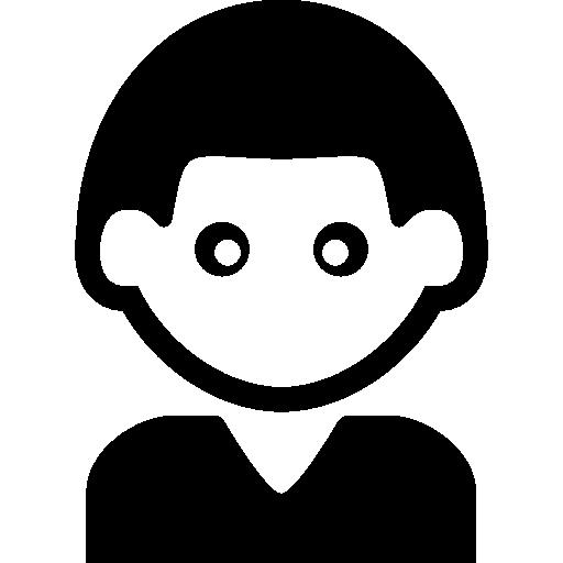 Teenager Man Icons Free Download