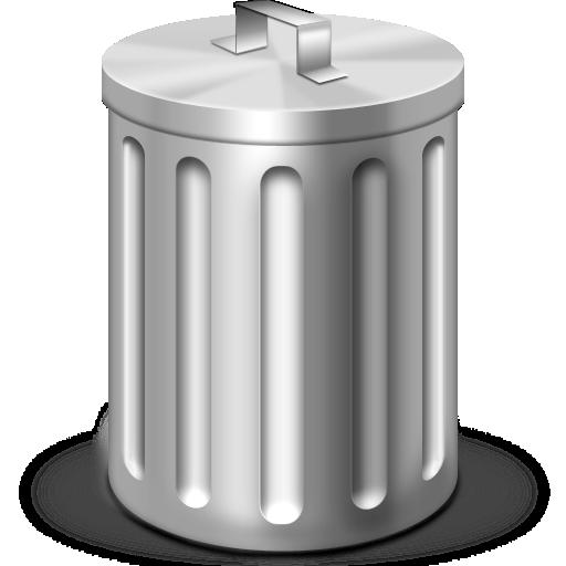 Recycle Bin Full Icon Xedia Iconset