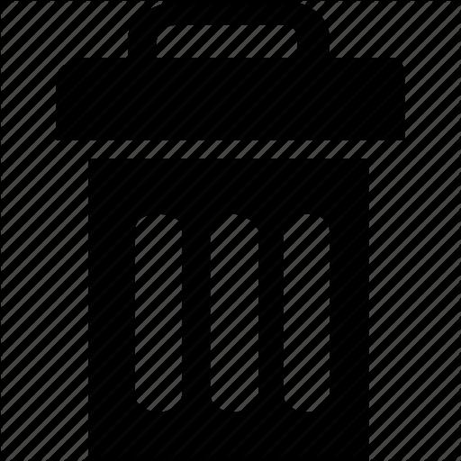 Can, Clean, Clear, Delete, Dust, Empty, Garbage, Recycle Bin