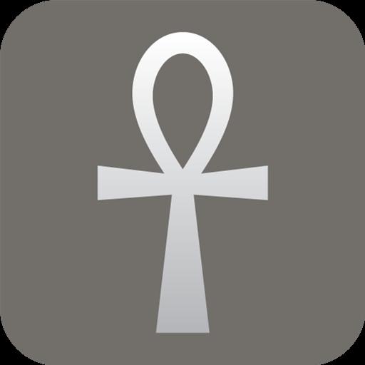 Ankh Icon Free Of Religious Symbol