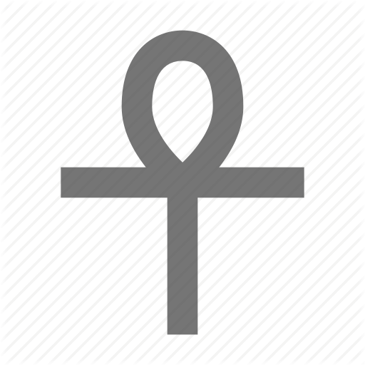 Ankh, Religion, Spirituality Icon