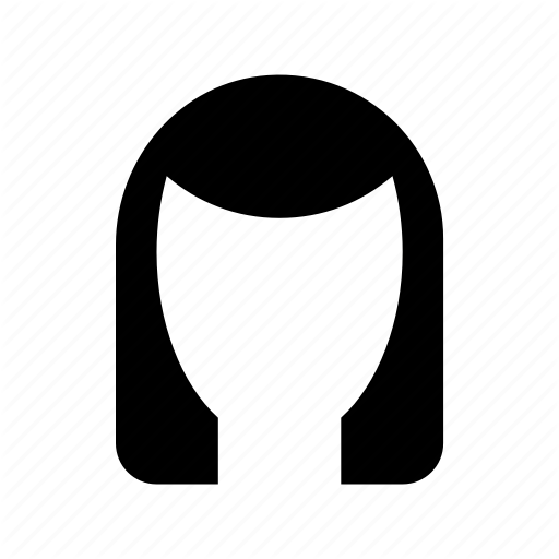 Anonymous, Character, Faceless Avatar, Faceless Girl, Profile Icon