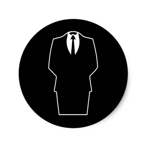 Pictures Of Anonymous Icon
