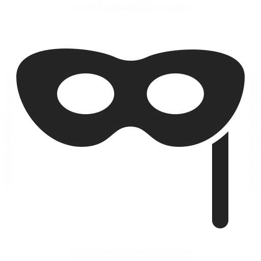 Mask Icon Iconexperience