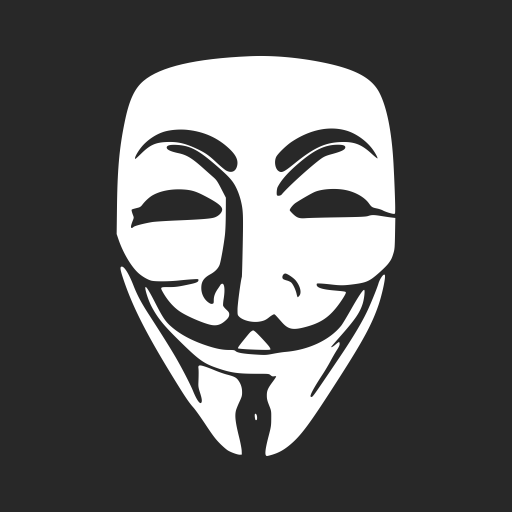 Anonymous Smooth Icon