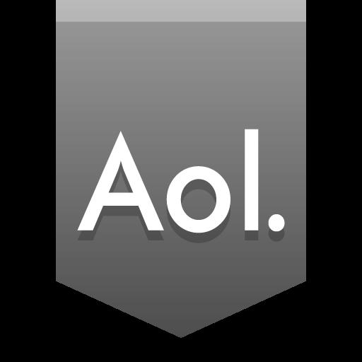 Aol Icon Social Media Buntings Iconset Social Media Icons