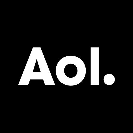 Aol, Circle, Round Icon Icon