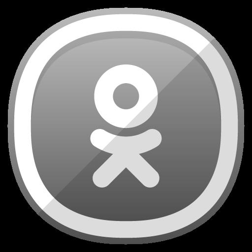 Odnoklassniki Ok Icon Free Cute Shaded Social Iconset Designbolts