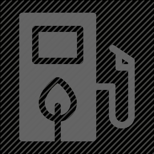 Eco, Fuel, Leaf, Petrol Icon