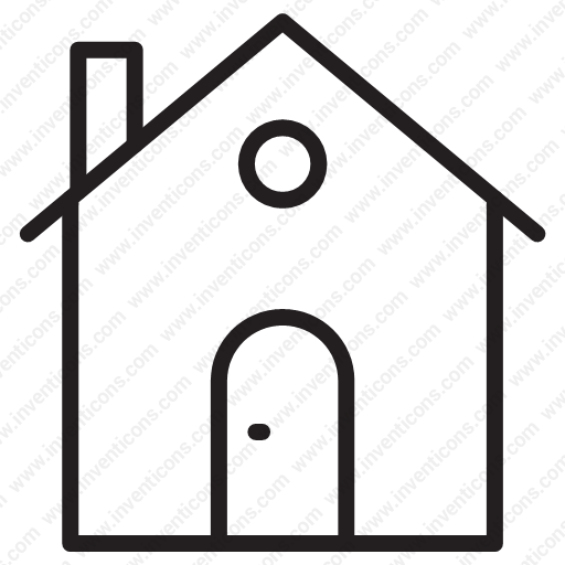 Download Home,apartment,hut,real,place Icon Inventicons