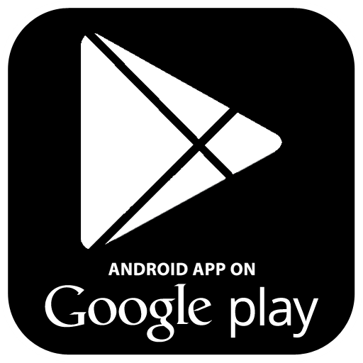 App, On, Google Play, Google, Market, Android, Play Icon