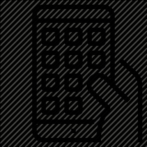 App, Application, Development, Mobile Icon