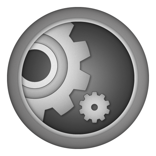Settings Icon Mac Apps Iconset