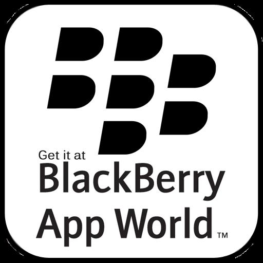 Tm, Blackberry, Black Berry, App, App Store, World, Application Icon