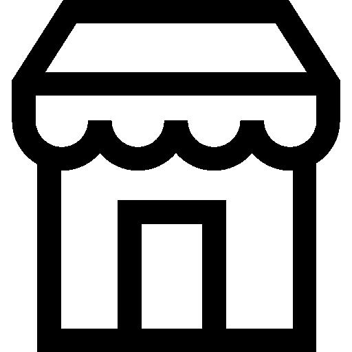 Online Shop, Online Store, App Shop, Ui Icon