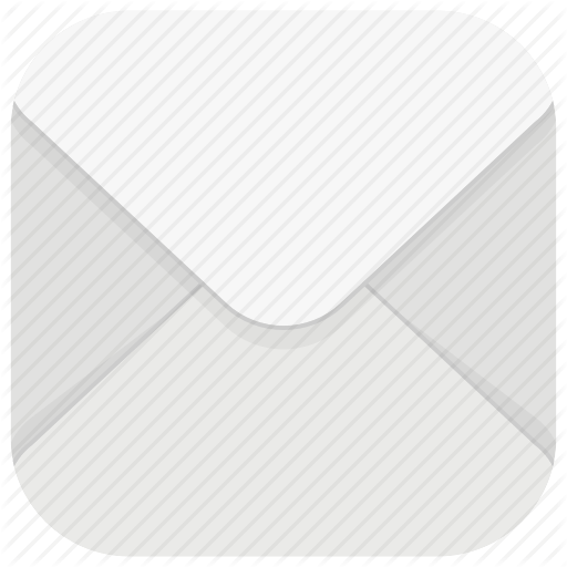 App With An Envelope Icon