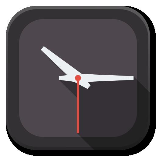 Apps Clock C Icon Flatwoken Iconset Alecive