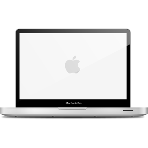 Apple Macbook Laptop Icon Free Icons Download