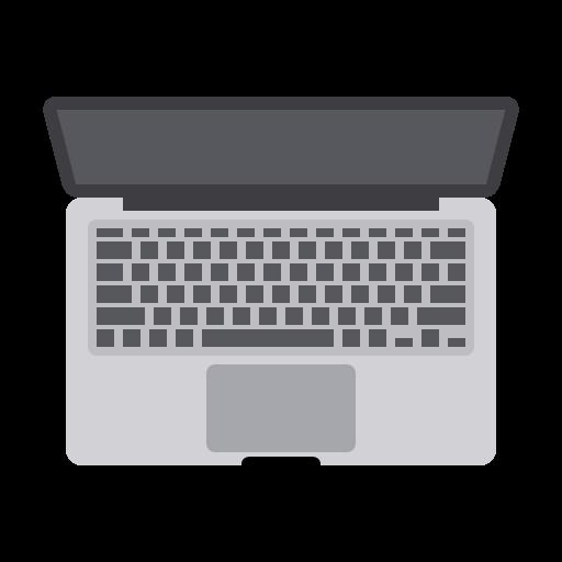 Macos, Device, Apple, Laptop, Macbook, Notebook, Computer Icon
