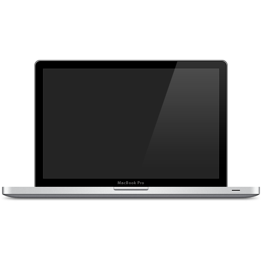 Apple, Computer, Laptop, Macbook, Pro Icon