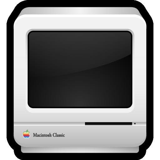 Apple, Classic, Imac, Mac, Macintosh Icon