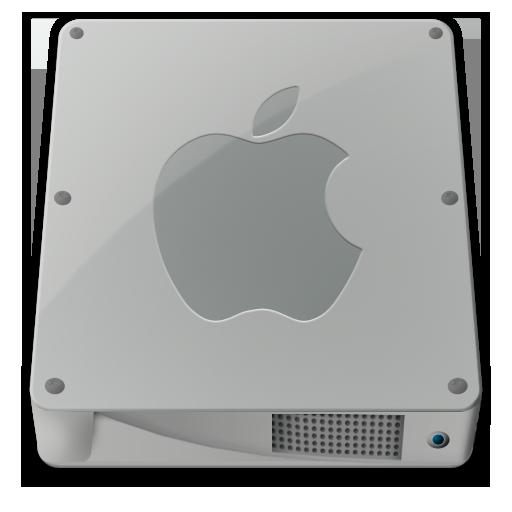 Drive Internal Apple Icon