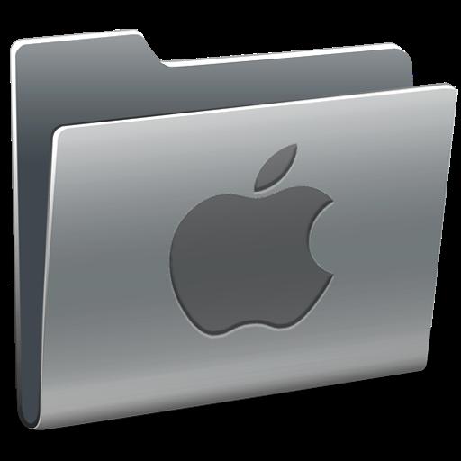Folder, Apple Icon