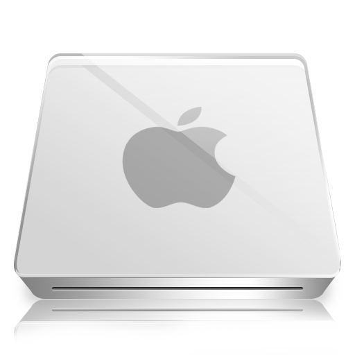 Idisks Apple Computer Hard Drives Large Icon Png Download Free
