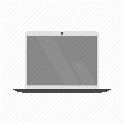 Apple, Device, Laptop, Notebook Icon