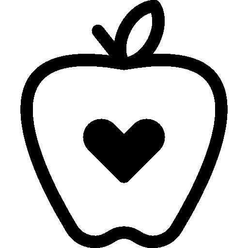 Apple Heart Vector Huge Freebie! Download For Powerpoint