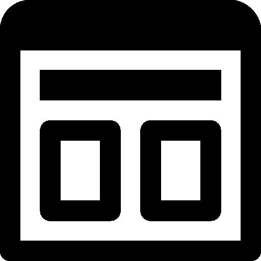 Data Template Icon Windows Iconset
