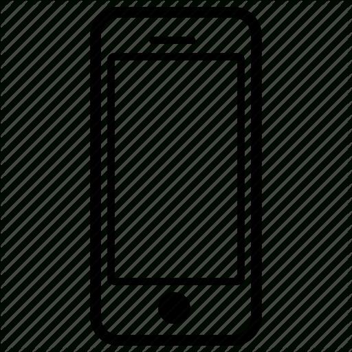 Mobile Icon Transparent Free Design Templates