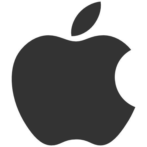 Queue In Apple Logo