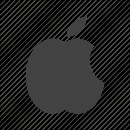 Apple, Apple Logo, Logo, Media, Social Icon