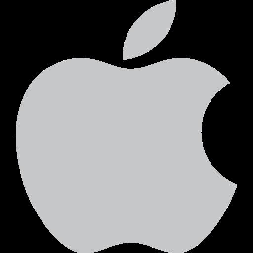 Apple, Logo, Mobile Icon