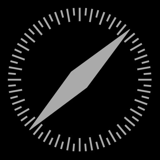 Safari Icon Dynamic Yosemite Iconset