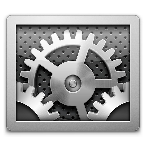 Apple Preferences Icons Images