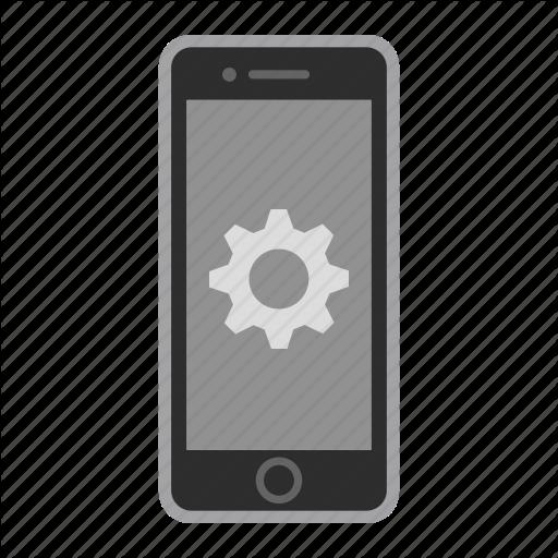 App, Apple, Iphone, Mobile, Phone, Screen, Settings Icon
