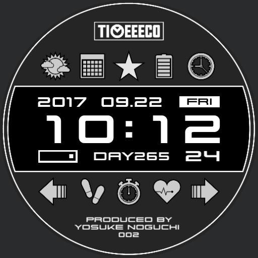 Timeeeco Icon