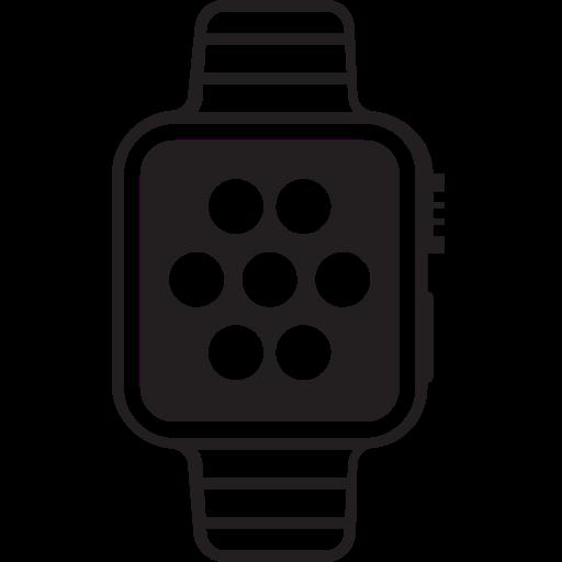 Apple, Iwatch, Watch, Run, Running Icon