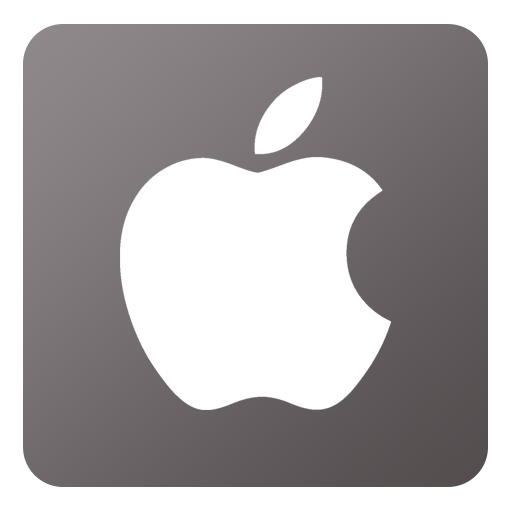 Flat Apple Icons Images