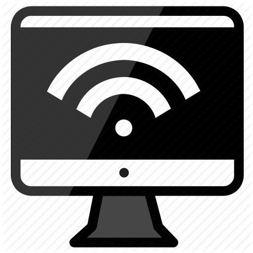 Imac, Wifi Icon