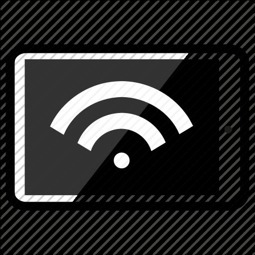 Ipad, Wifi Icon