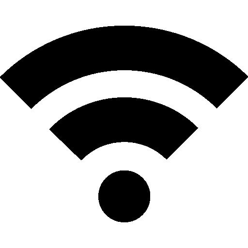 Tablet, Networking, Wi Fi, Wifi, Wireless, Smartphone Icon