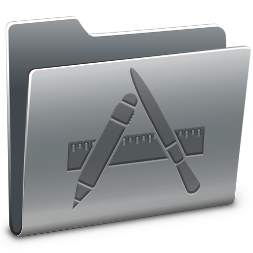 Applications, Folder Icon Free Of Hyperion Icons